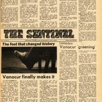 Foothill Sentinel October 22 1971