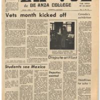 De Anza La Voz April 5 1974