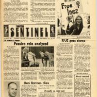 Foothill Sentinel October 25 1974