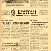 Foothill Sentinel February 26 1965