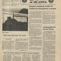 De Anza La Voz December 6 1974