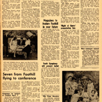 Foothill Sentinel March 23 1962