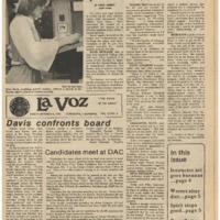 De Anza La Voz October 6 1978
