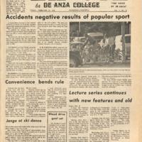 De Anza La Voz February 22 1974