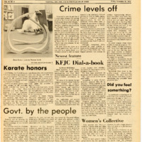 Foothill Sentinel November 16 1973