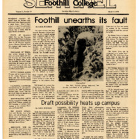 Foothill Sentinel March 16 1979