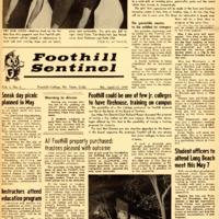 Foothill Sentinel April 17 1959