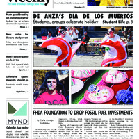 De Anza La Voz November 4 2013