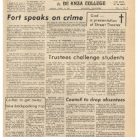De Anza La Voz April 19 1974