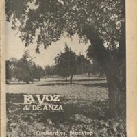 De Anza La Voz June 7 1974