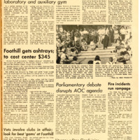 Foothill Sentinel March 26 1965