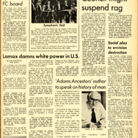 Foothill Sentinel February 20 1969