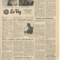 De Anza La Voz May 26 1972