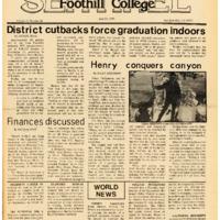 Foothill Sentinel April 13 1979