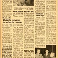 Foothill Sentinel October 25 1963