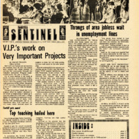 Foothill Sentinel January 31 1975