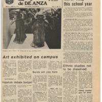 De Anza La Voz April 16 1976