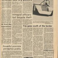 De Anza La Voz May 25 1973