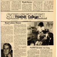Foothill Sentinel November 30 1979