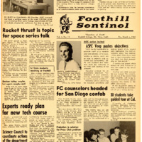 Foothill Sentinel March 4 1960