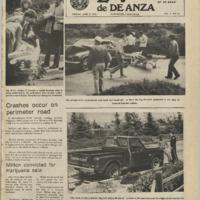 De Anza La Voz April 9 1976