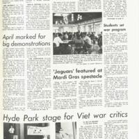 De Anza La Voz March 29 1968