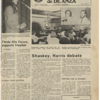 De Anza La Voz April 30 1976