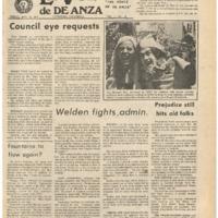 De Anza La Voz May 10 1974