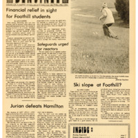 Foothill Sentinel February 14 1975