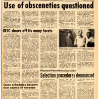 Foothill Sentinel November 19 1971