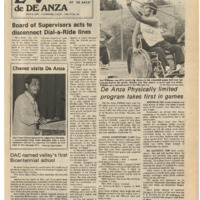De Anza La Voz May 9 1975