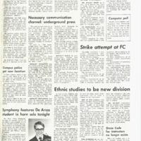 De Anza La Voz February 28 1969