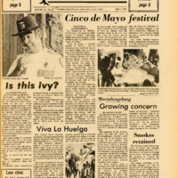 Foothill Sentinel May 2 1974