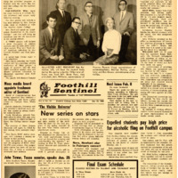 Foothill Sentinel January 18 1963