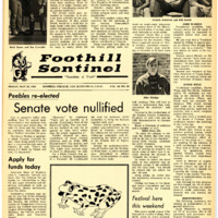 Foothill Sentinel May 23 1969