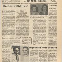 De Anza La Voz February 15 1974
