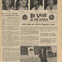 De Anza La Voz May 23 1975