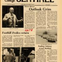 Foothill Sentinel April 21 1978
