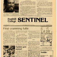 Foothill Sentinel March 19 1976