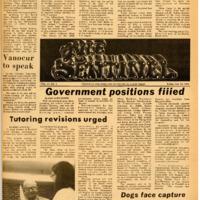 Foothill Sentinel October 15 1971