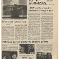 De Anza La Voz May 24 1974