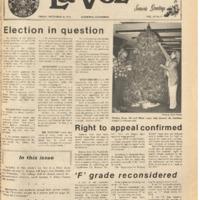 De Anza La Voz December 10 1976