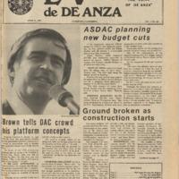 De Anza La Voz June 11 1976