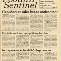 Foothill Sentinel April 27 1984