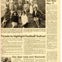 Foothill Sentinel October 22 1965