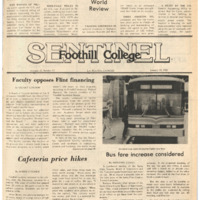 Foothill Sentinel January 18 1980