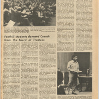 De Anza La Voz May 14 1971