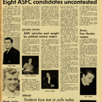 Foothill Sentinel January 8 1965