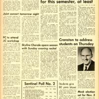 Foothill Sentinel October 28 1966