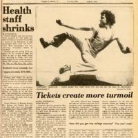 Foothill Sentinel April 23 1982